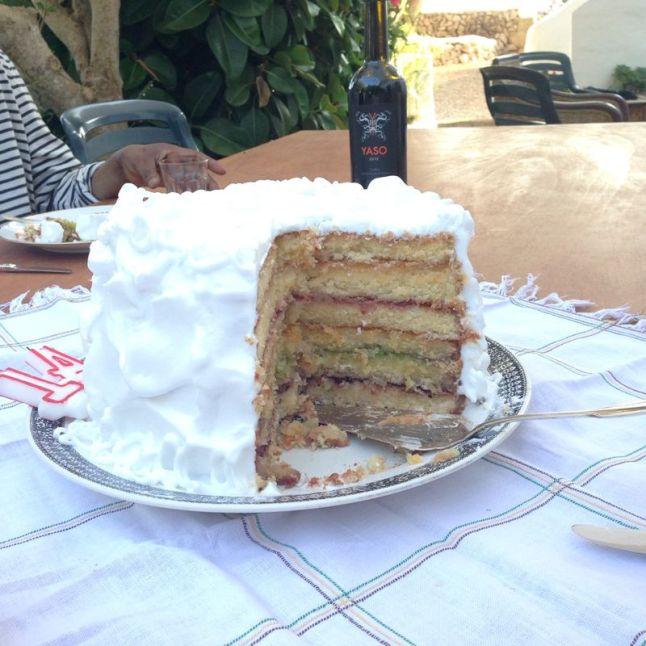 Crucian Vienna Cake--Traditional